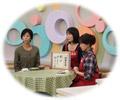 NHK情報パレットお月見